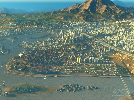 Drogi w Cities: Skylines